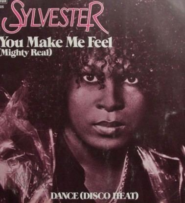 Sylvester you make me feel album cover